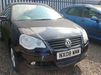 used VW Polo Polo 20081.2 MATCH 3d 68 BHP Hatchback 2008