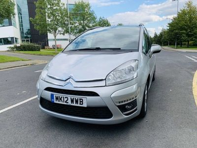 used Citroën C4 Picasso 1.6 VTR PLUS HDI 5DR