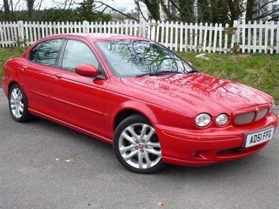 used Jaguar X-type V6 SPORT, 2002 ( )