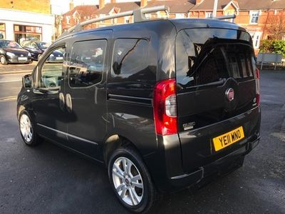 used Fiat Qubo Estate 1.3 Multijet Dynamic 5d Dualogic
