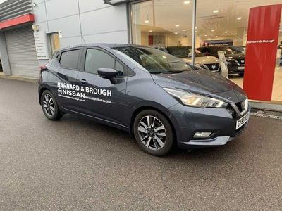 used Nissan Micra 1.0 Ig-T 100 N-Connecta 5Dr