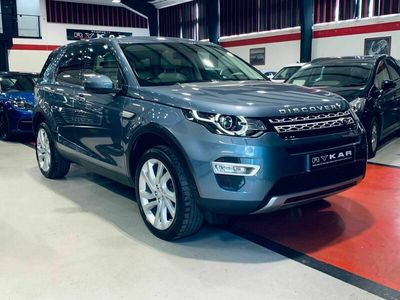 used Land Rover Discovery Sport 2.0 Si4 HSE Luxury Auto 4WD (s/s) 5dr