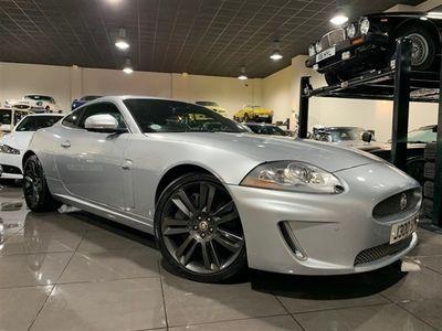 used Jaguar XKR XK