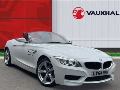used BMW Z4 2.0 20i M Sport Convertible 2dr Petrol Manual Sdrive (s/s) (159 G/km, 184 Bhp)