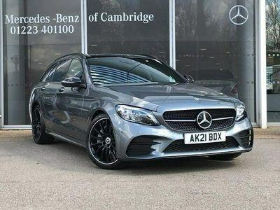 used Mercedes C300 D AMG LINE NIGHT EDITION PREMIUM PLUS