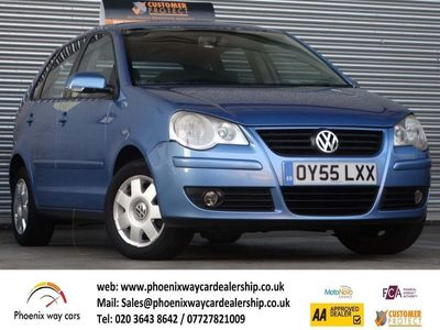 used VW Polo 1.4 S 5dr