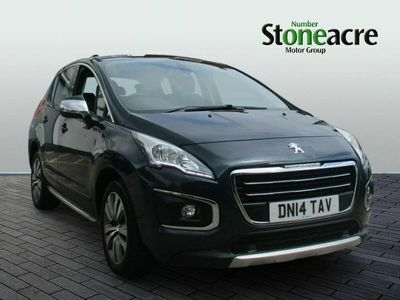 used Peugeot 3008 1.6 HDi Active 5dr