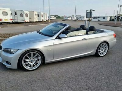 used BMW 330 3-Series Convertible d M Sport 2d