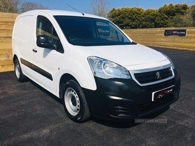 used Peugeot Partner SE L1 BLUE HDI