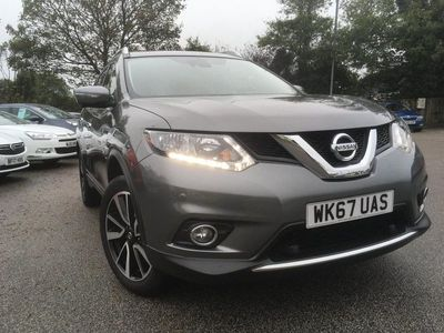 used Nissan X-Trail 1.6 dCi N-Vision (s/s) 5dr