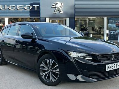 used Peugeot 508 SW 1.5 BlueHDi Allure (s/s) 5dr