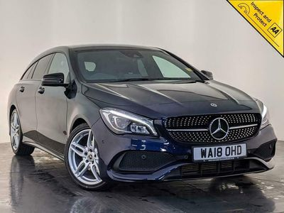 used Mercedes CLA180 Shooting Brake Cla Class 1.6 AMG Line (s/s) 5dr