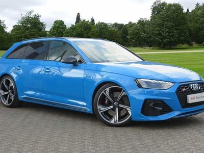 used Audi RS4 RS4Tfsi Quattro 5Dr S Tronic