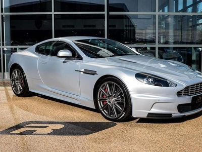 used Aston Martin DBS 6.0 V12 Touchtronic 2dr