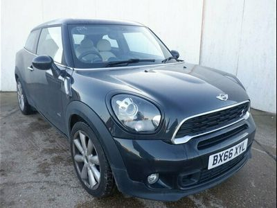 used Mini Cooper S Coupé 1.6 Cooper S 190 ALL4 3dr [Chili/Media Pack]