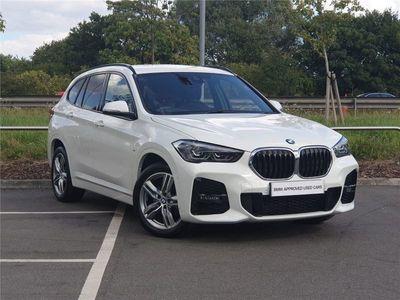 used BMW X1 sDrive18i M Sport