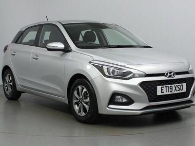 used Hyundai i20 Se Mpi 1.3 5dr