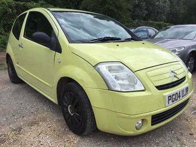used Citroën C2 1.1 i SX 3dr