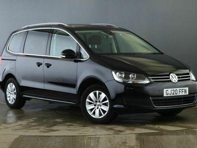 used VW Sharan 2.0 TDI CR BlueMotion Tech 150 SE Nav 5dr DSG