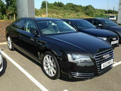 used Audi A8 3.0 TDI Sport Executive Tiptronic quattro 4dr