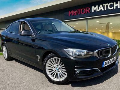 used BMW 320 3 Series d [190] Luxury 5dr Step Auto [Business Media]