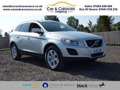 used Volvo XC60 2.4 D5 SE AWD 5d 212 BHP 0% Deposit Finance Available