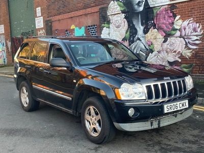used Jeep Grand Cherokee 3.0 CRD V6 Limited 4x4 5dr