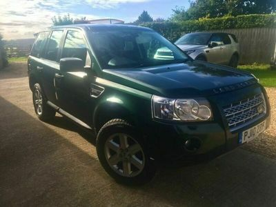 used Land Rover Freelander 2 2.2 TD4e GS 4WD 5dr