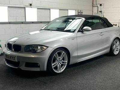 used BMW 125 Cabriolet