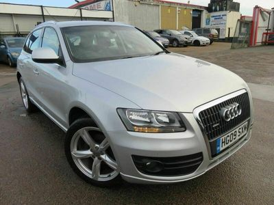 used Audi Q5 2.0 TDI SE quattro 5dr