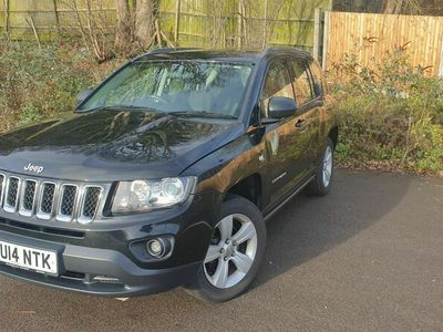 used Jeep Compass 2.0 VVT Sport 2WD 5dr