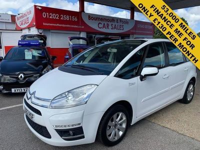 used Citroën C4 Picasso 1.6 EDITION 5d 118 BHP