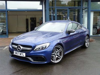 used Mercedes C63 AMG C-Class2dr Auto