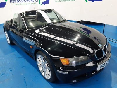 used BMW Z3 1.9 Roadster 2dr