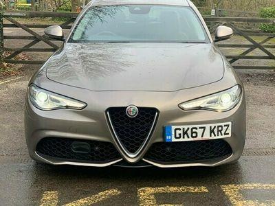 used Alfa Romeo Giulia Saloon Speciale 2.2 Turbo Diesel 180hp auto 4d