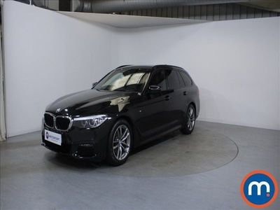 used BMW 520 5 SERIES d M Sport 5dr Auto 2.0