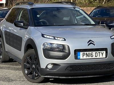used Citroën C4 Cactus 2016 Newcastle Upon Tyne 1.6 BlueHDi Flair 5dr