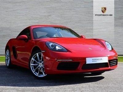 used Porsche Cayman 2.0 2dr