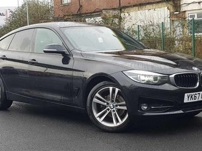 used BMW 320 3 Series D [190] Sport 5Dr [Business Media]