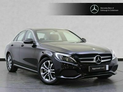 used Mercedes C200 C-Class SaloonSport 2.0 4dr