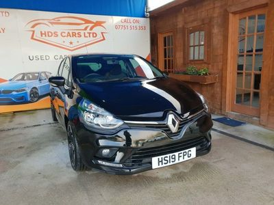 used Renault Clio 0.9 TCe Iconic (s/s) 5dr