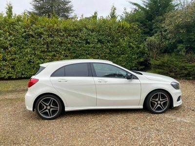 used Mercedes A200 A Class 2.1 A200 CDINight Edition 5dr