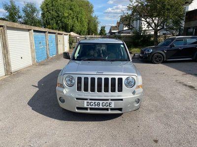 used Jeep Patriot 2.4 Sport 4x4 5dr