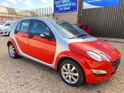used Smart ForFour 1.1 Purestyle 5dr
