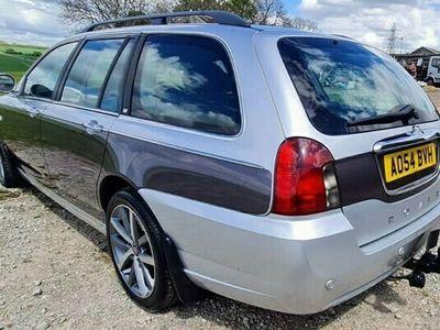 used Rover 75 Tourer 2.0 CDTi Connoisseur SE 5d Auto