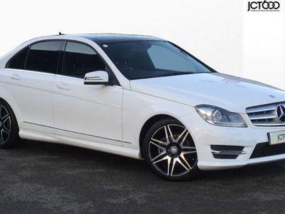 used Mercedes C250 C-ClassCdi Blueefficiency Amg Sport Plus 4Dr Auto