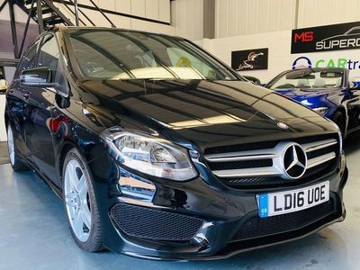 used Mercedes B180 B Class 1.5AMG Line (s/s) 5dr