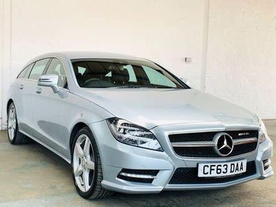 used Mercedes CLS250 CLS 2.1CDI BLUEEFFICIENCY AMG SPORT SHOOTING B