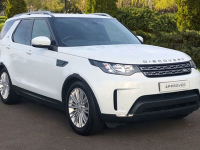 used Land Rover Discovery 2.0 SD4 S 5dr Hatchback 2017