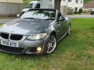 used BMW 320 Cabriolet